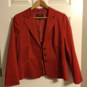 Beautiful authentic Escada blazer.  Fully lined.